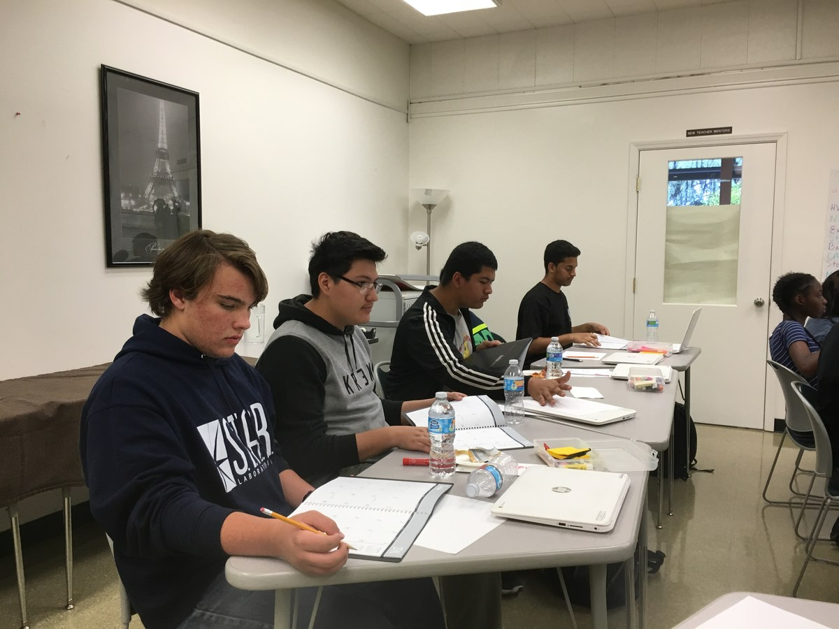 International Baccalaureate Candidates Find Support at Del Mar High