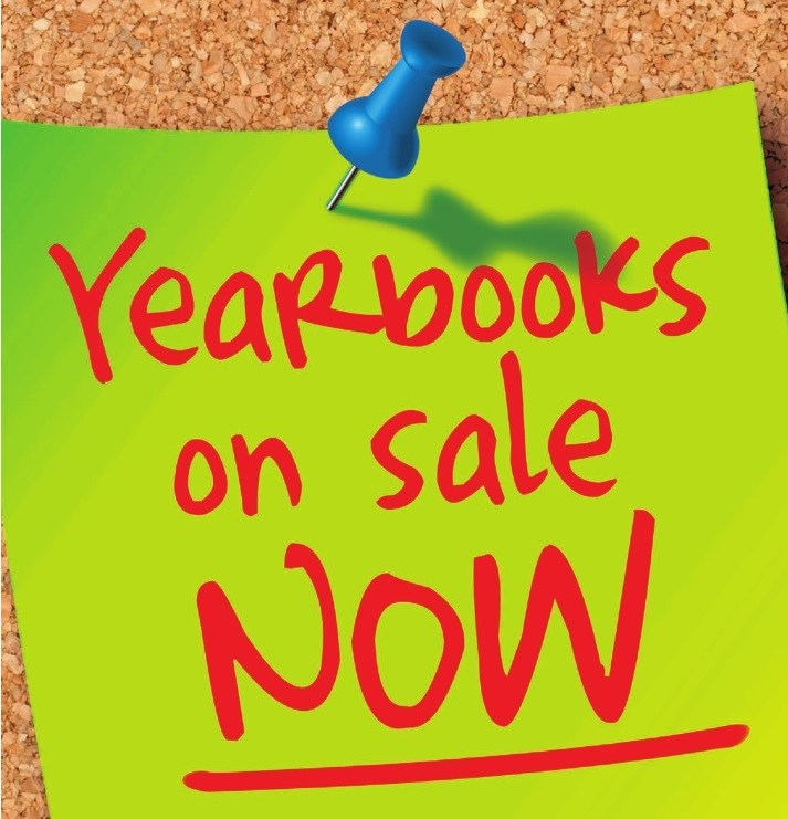 Order your 2015 - 2016 Yearbook now for $85!!!