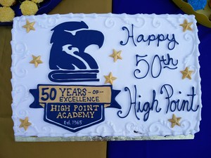 Happy 50th Day High Point Academy
