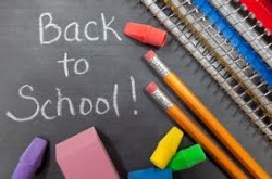 STUDENTS & FAMILIES: Beginning of School Year Reminders
