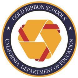 MCHS Named California Gold Ribbon School