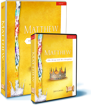 NEW ADULT FAITH FORMATION SERIES: The Gospel of Matthew