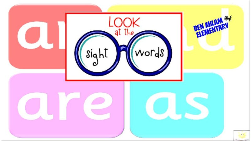 Sight Word Packets Have Been Sent Home/Palabras de Uso Frecuente (PLEASE READ!)