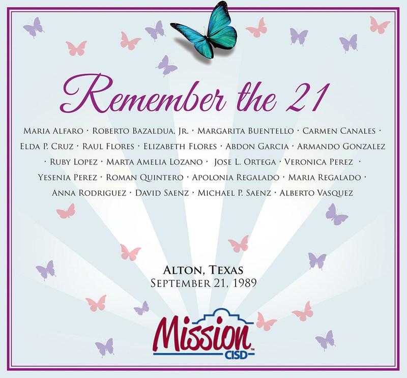 Remembering the 21 of September 21, 1989