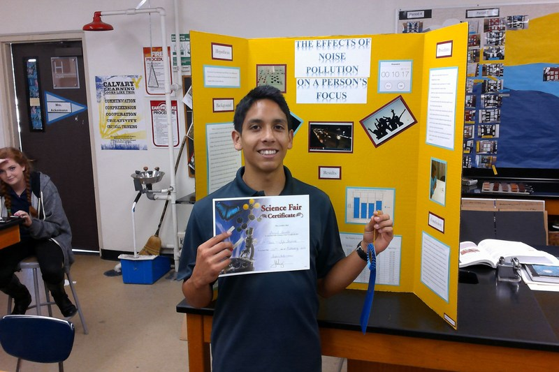 Science Fair 2015 Winners