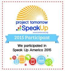 Speak Up 2015