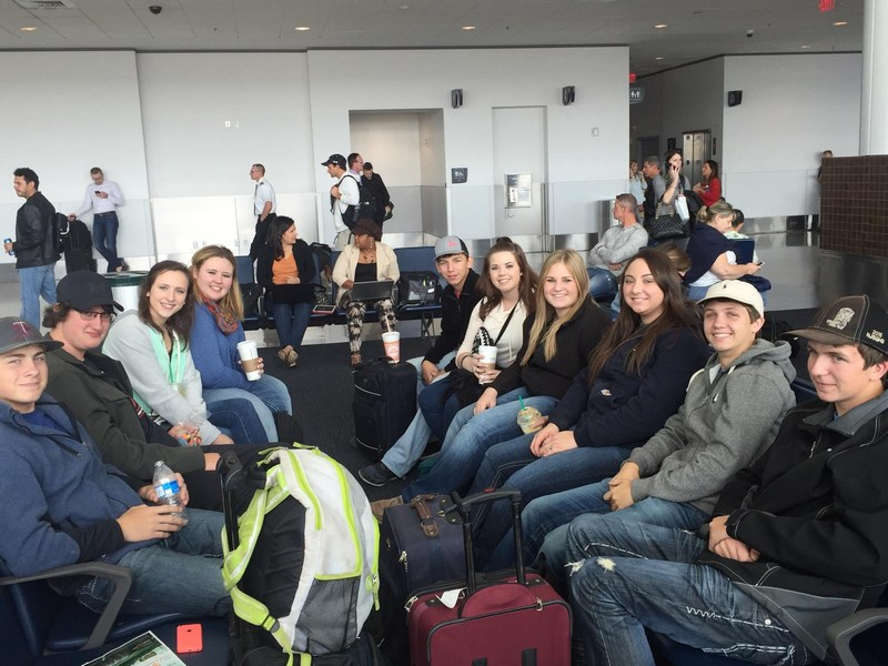 FFA ATTENDS NATIONAL CONVENTION!