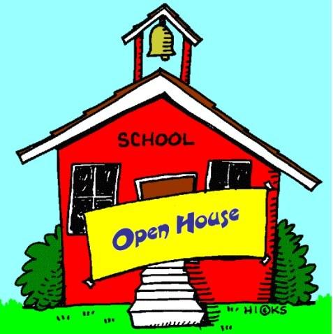 Open House - Thursday, March 10, 2016