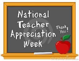 Honoring our Teachers!