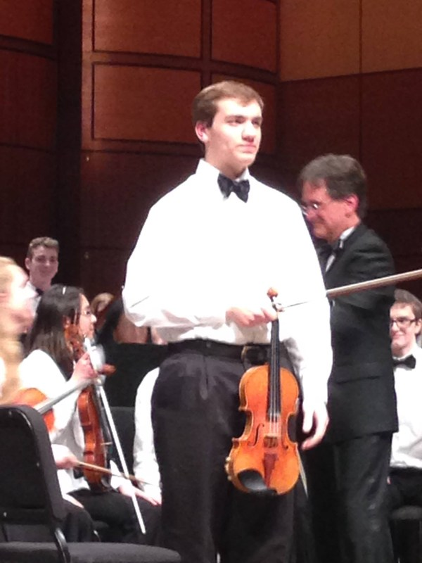 GHS Junior in Spotlight at DeVos Hall