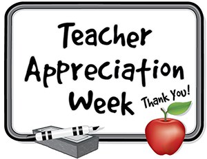 Teacher's Appreciation Week