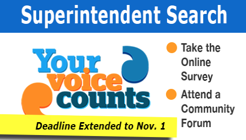 Participate in the LAUSD Superintendent Search Survey!