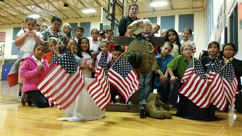 Veteran's Day Assembly Thumbnail Image