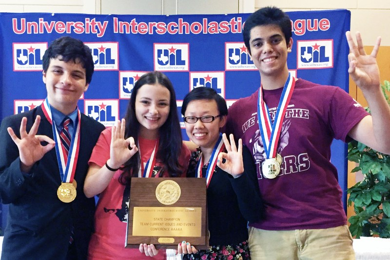 CSISD academic UIL teams win pair of state championships