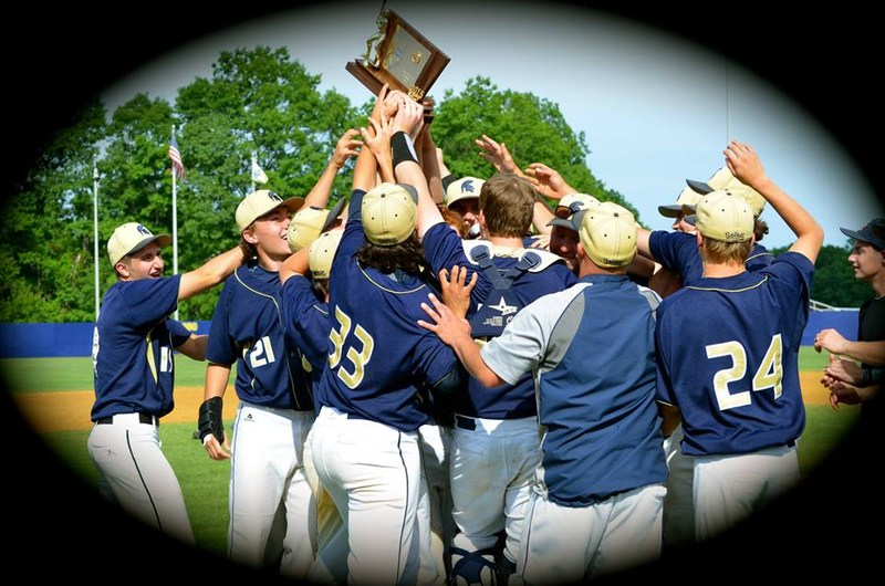 YOU DID IT!! Spartan Baseball 2015 are STATE CHAMPIONS!
