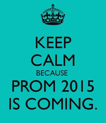 SECRET PROM 2015!