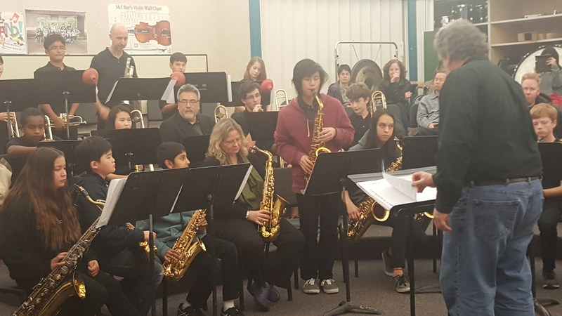 Moreland Middle School Student Musicians Selected for Regional and State Honors Thumbnail Image