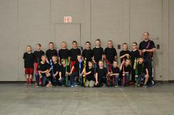 Archery Team Places Third at State