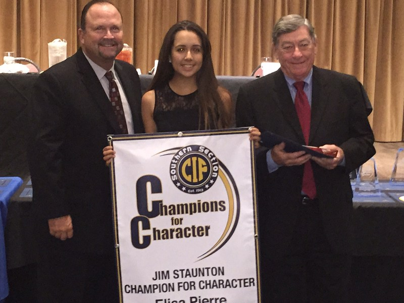 Elisa Pierre Honored by CIFSS