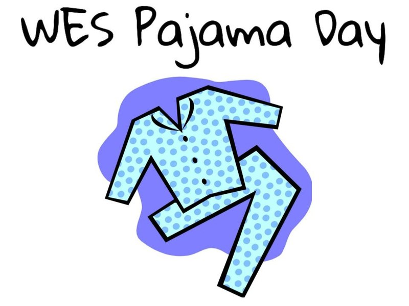 clipart of pajamas
