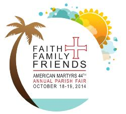 Your Donation Helps Support our Parish Fair!
