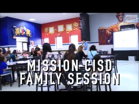 Final Migrant College 1st Family Session