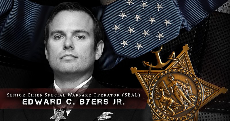 Senior Chief Edward C. Byers Jr.