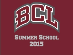 Summer School 2015 Information Now Available