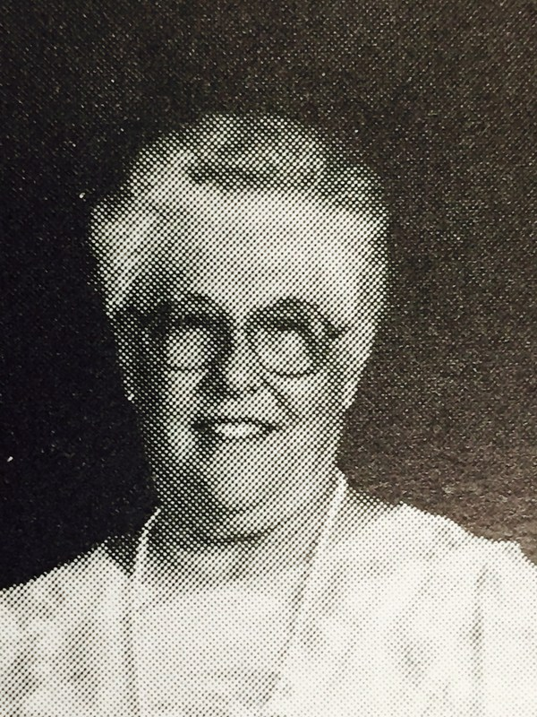SJHS mourns the loss of Lavonne O'Leary