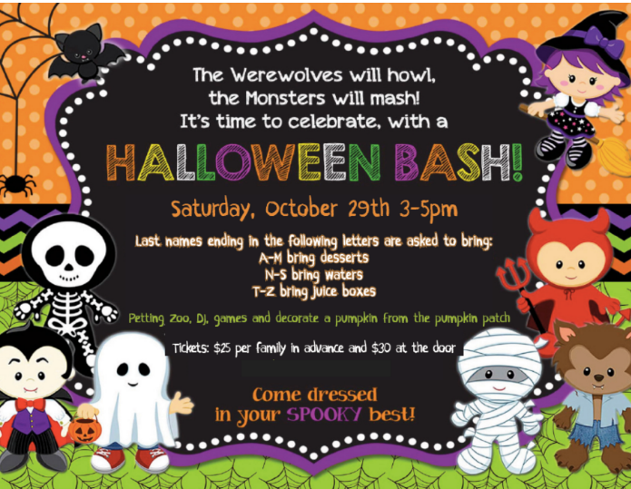 Click here to buy tickets for the GCS Halloween Party! Thumbnail Image