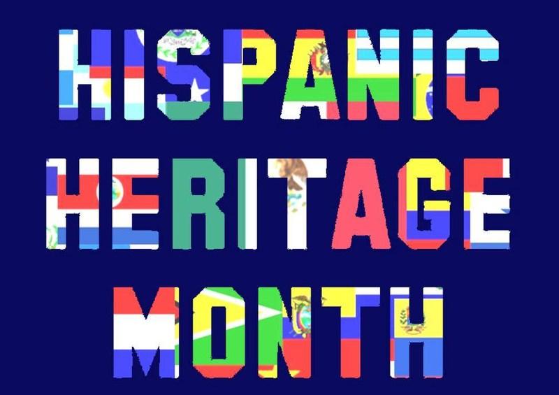 Happy National Hispanic Heritage Month