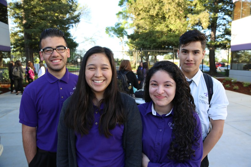 Acts of Kindness - Cristo Rey Sacramento