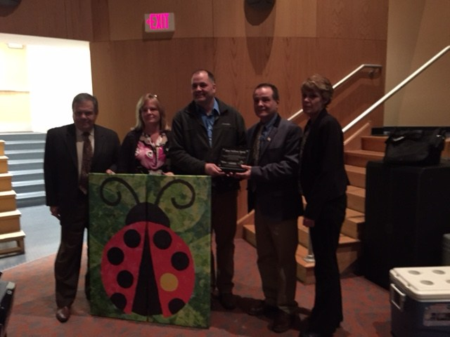 ARC of Pennsylvania Recognizes SSD's Special Education Department