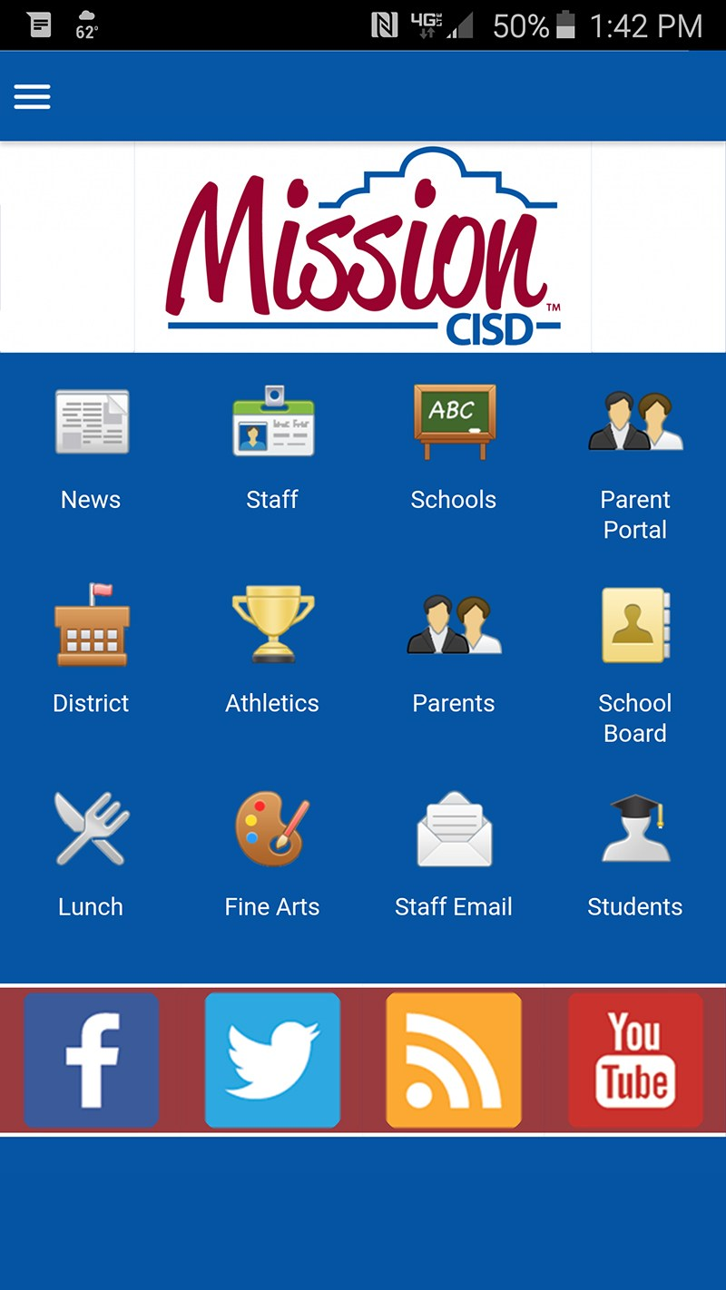Mission CISD announces its new district mobile app