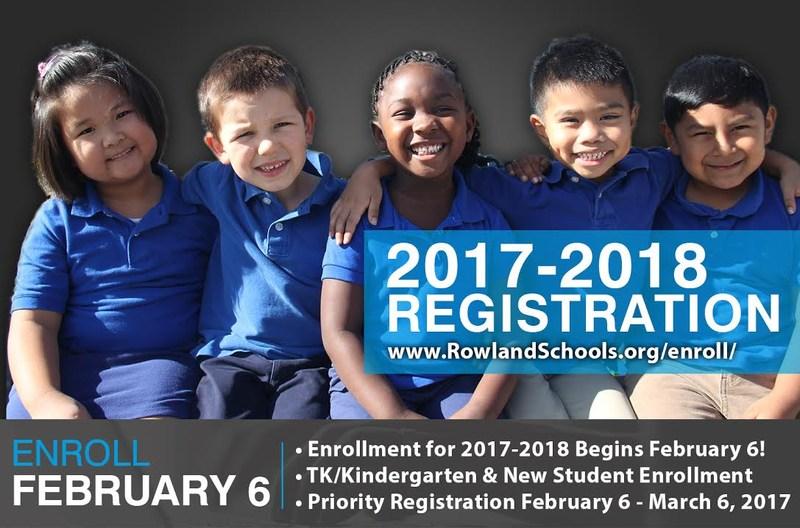 Registration for 2017/18 Begins February 6! Thumbnail Image