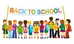 FIRST DAY OF SCHOOL IS AUGUST 24TH!
