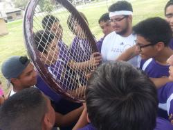 Bell HS Boys' Tennis Team Wins Fourth Consecutive Conference Championship!