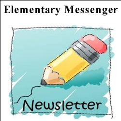 Concordia Elementary School Messenger - Our Newsletter!