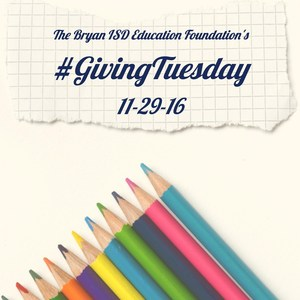 #Giving Tuesday 11-29-16