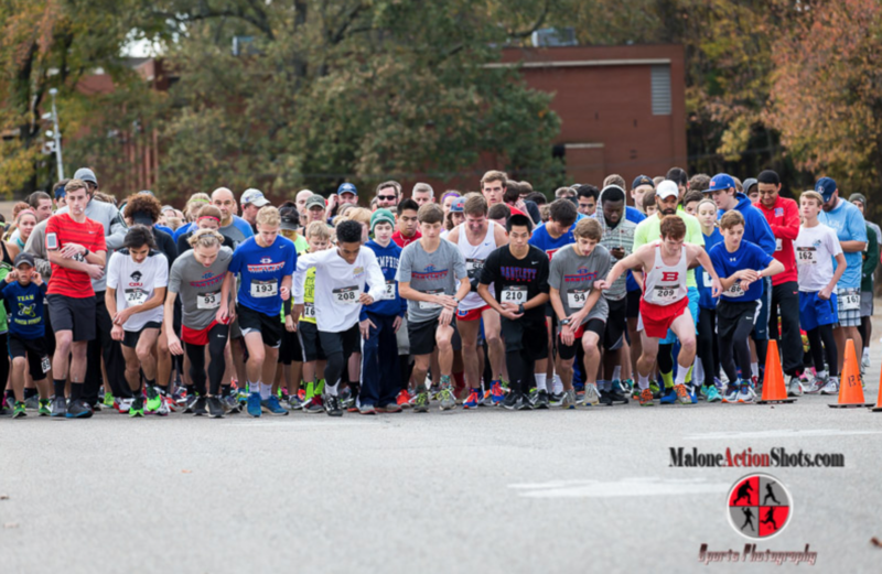 Take a look at the pictures from this weekends Panther 5k!