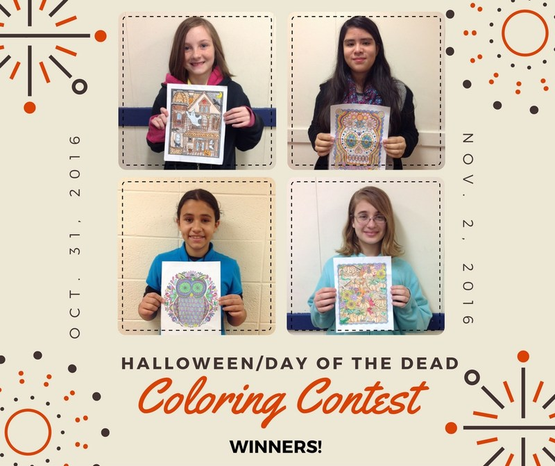 Coloring Contest Winners Announced! Thumbnail Image