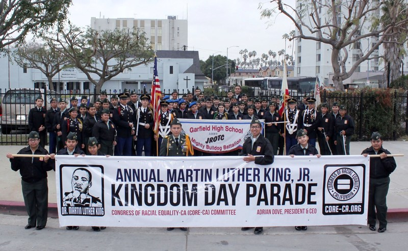 31st Annual Martin Luther King Jr. Parade