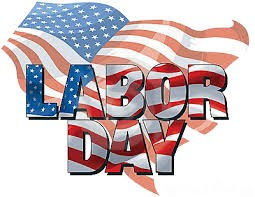 Monday, September 7th is Labor Day!