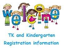Transitional Kindergarten and Kindergarten Information Night