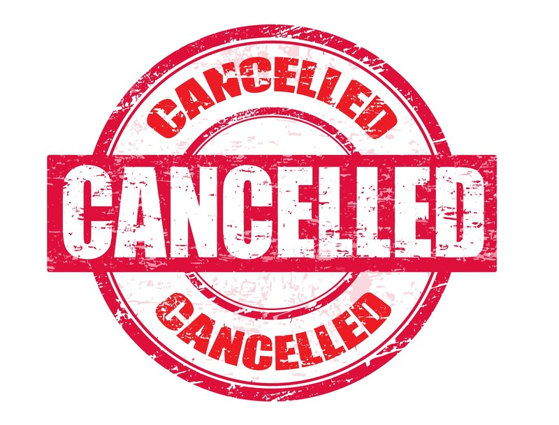 Campus Beautification Canceled for Tomorrow Saturday April 18