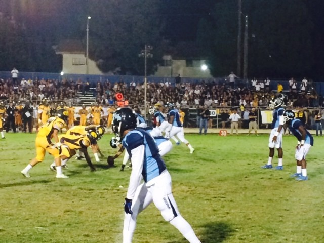 Sights and Sounds of Sylmar and San Fernando Rivalry Exudes Electric Atmosphere