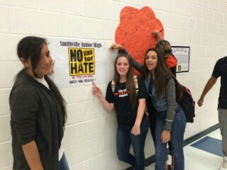SJH is No Place for Hate!