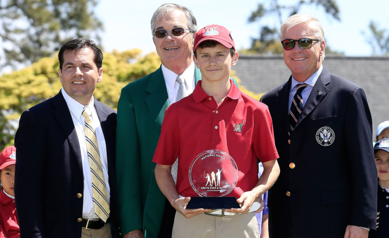 Bartlett High Sophomore Wins National Golf Competition!