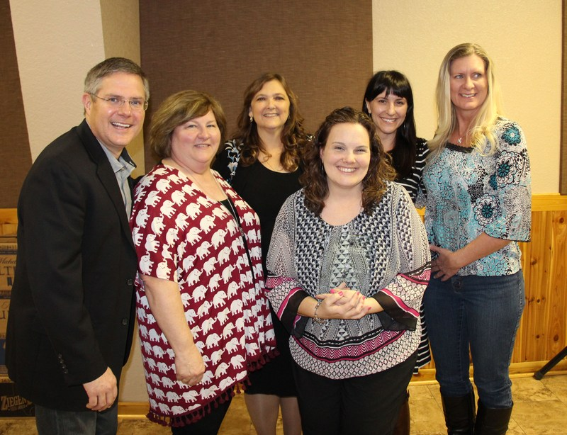 BCISD Teachers Recognized at Chamber Banquet Thumbnail Image