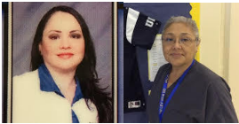 Week 51 Veronica Cortez and Ana Rodriguez Nursing Staff Thumbnail Image